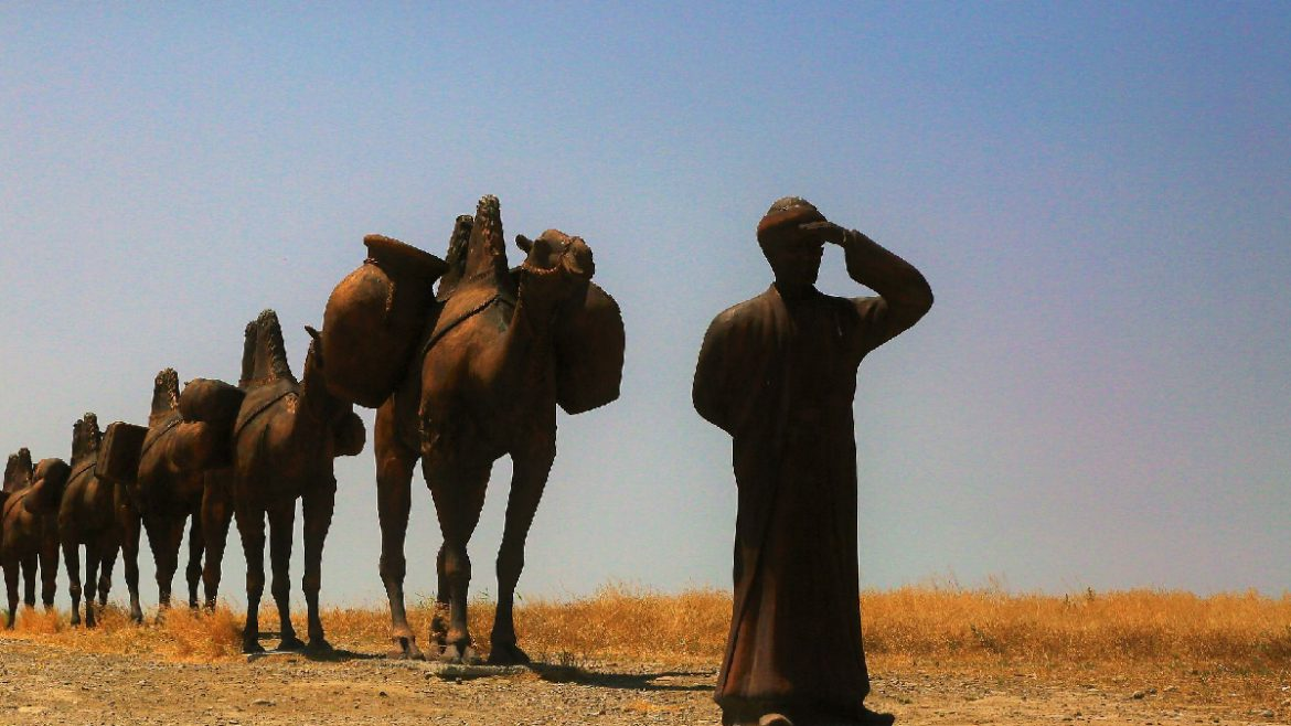 From Silk Road to the End of the Road