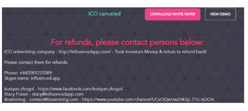 , 3 ICOs That Ended Up Being a Total Letdown